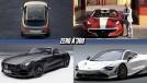 A primeira foto do novo Range Rover Velar, Pagani agora tem uma Ferrari, Mercedes-AMG lança edições comemorativas de 50 anos e mais!