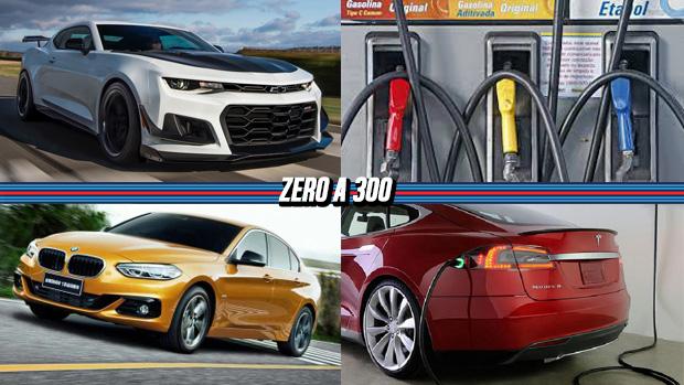 Chevrolet lança versão hardcore do Camaro ZL1, Petrobras anuncia redução da gasolina, BMW revela os detalhes do Série 1 Sedan e mais!