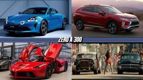 Ferrari acusada de fraudar quilometragem de usados, novo Alpine A110 e Mitsubishi Eclipse revelados, o novo trailer de Velozes e Furiosos 8 e mais!