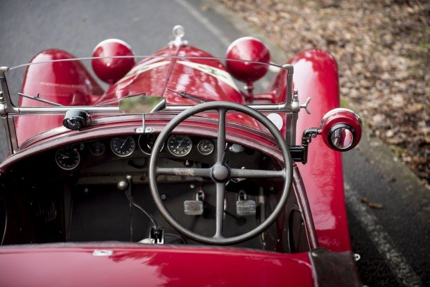 Alfa-Romeo 8C Monza.Photo: James Lipman / jameslipman.com