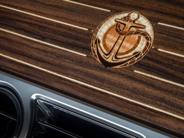 2016 rolls royce nautical wraith