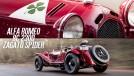 Você precisa conhecer o Alfa Romeo 8C 2300 Zagato Spider Corto