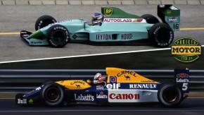 Gêmeos na pista: os carros de Fórmula 1 que nasceram do mesmo projeto – Parte 2