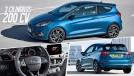 Novo Ford Fiesta ST: motor três-cilindros turbo, 200 cv e 6,7 segundos de zero a 100 km/h