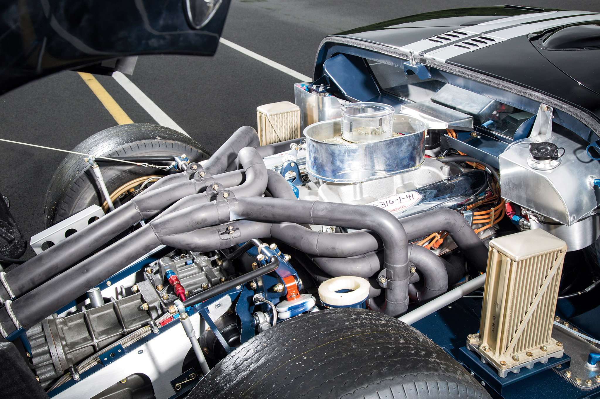 50 anos de ford galaxie as vers es do grandalh o for Ford gt 2017 motor