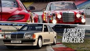 Entenda a evolução e o atual sistema de nomes da Mercedes-Benz (e AMG)