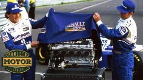 Do metanol ao turbo-híbrido: os motores da Fórmula 1 ao longo da história