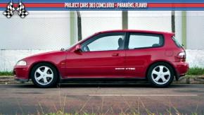 Project Cars #363: a conclusão do meu Honda Civic VTi EG6