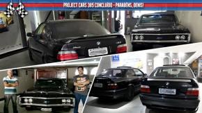 Project Garage: minha garagem dos sonhos está pronta!