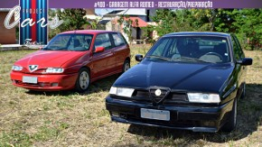 Project Cars #400: mais dois Alfas para a Garagem Alfa Romeo