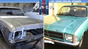 Começando a restauração do meu Chevrolet Opala 1978, o Project Cars #424