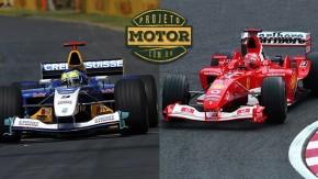 Gêmeos na pista: os carros de Fórmula 1 que nasceram do mesmo projeto – Parte 3