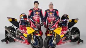 Conheça a equipe Red Bull do Mundial de Superbike