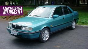 Lancia Dedra: um legítimo sedã executivo italiano à venda no Brasil