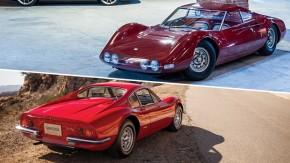 Dino 206 Berlinetta Speciale: a origem de todas as Ferrari de motor central-traseiro