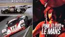 Quando o baterista do Pink Floyd correu nas 24 Horas de Le Mans… cinco vezes