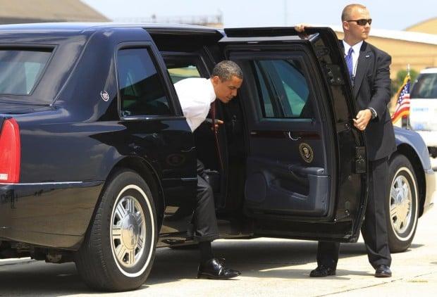 president-limousine