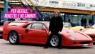 A bela coleção de carros de Per Gessle, o guitarrista do Roxette