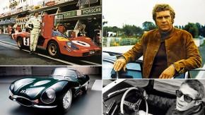 Os carros mais legais que Steve McQueen teve fora das telas