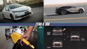 """Corolla ganha cara nova, novos preços e versão """"esportiva"""", governo estuda aumentar impostos da gasolina, Top Gear terá Bugatti Chiron nesta temporada e mais!"""
