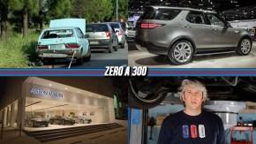 Marginais têm somente um acidente fatal no primeiro mês com novos limites, novo Land Rover Discovery já está a venda no Brasil, Aston Martin deixa de operar no Brasil e mais!