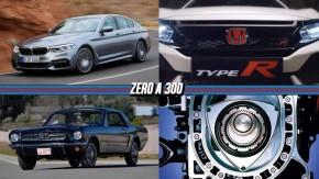 Novo BMW Série 5 chega ao Brasil por R$ 315.000, o ronco do novo Civic Type R, o primeiro Mustang Hardtop da história e mais!