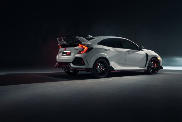2017 Civic Type R (European Version)