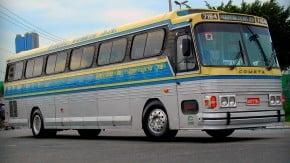 Cometa Flecha Azul: a história do ônibus mais icônico do Brasil