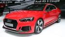 O novo Audi RS5: agora com dois turbos, mais leve e ainda mais estonteante