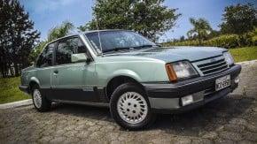 Que tal um Monza Classic bem conservado, original e honesto para curtir nos fins de semana?