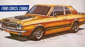 Os carros perdidos que a Ford quase fabricou no Brasil