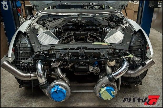 Alpha Performance Alpha G R35 GT-R
