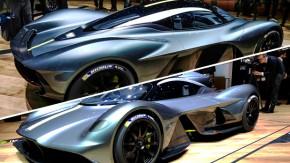 Hipercarro da Aston Martin Red Bull se chamará Valkyrie e terá um V12 Cosworth aspirado de 900 cv