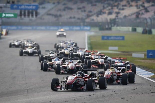 FIA Formula 3 European Championship 2016, round 10, race 1, Hockenheimring (DEU)