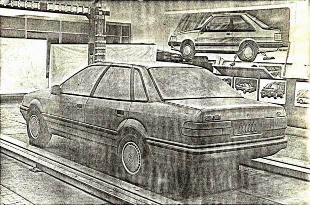 Omega-Ford