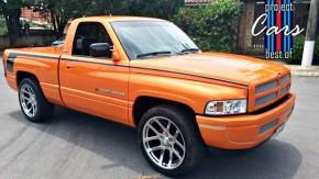 The Best of Project Cars: veja como está hoje a Dodge Ram 1500 V8 R/T do PC #167