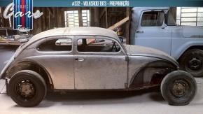 Project Cars #322: a montagem do motor boxer 1.8 do meu Volksrod