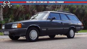 Project Cars #376: a despedida de uma Chevrolet Caravan Diplomata 1988