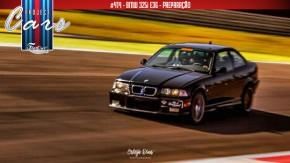 Project Cars #414: a preparação do meu BMW 325i Coupé – e sua estreia nos track days