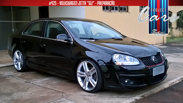 Facelift na garagem: o Project Cars #423 ganha a cara do Jetta GLI