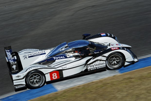 Peugeot could return to Le Mans -2