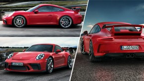 Porsche 911 GT3 ganha câmbio manual e novo motor 4.0 aspirado de 500 cv (e 9.000 rpm)