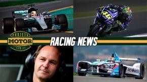 Começam a F1 e a MotoGP 2017, Berger assume o DTM, BMW na F-E e mais!