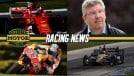 Os primeiros dos testes da F1 2017, Pipo Derani testa na Indy, Márquez se lesiona e mais!