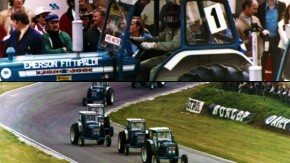 Brands Hatch, 1972: quando a Fórmula 1 teve uma corrida de tratores