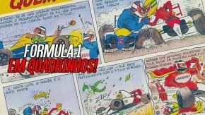 A temporada de 1991 da Fórmula 1… em quadrinhos