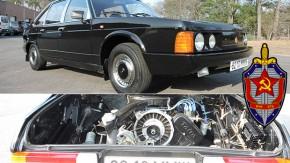 …Porque na Rússia, o V8 vai na traseira: este Tatra já serviu à KGB – e está à venda