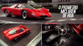 M6GT: o primeiro de todos os McLaren de rua