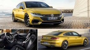 Volkswagen Arteon – o sucessor do Passat CC fica mais invocado e assume o downsizing de vez