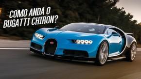 Bugatti Chiron: o que andam falando do novo hipercarro mais incrível do planeta?